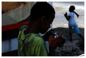"""פרויקט """"ילדים מצלמים זכויות אדם"""", כפר קאסם"""
