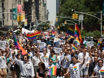 מצעד הגאווה בניו יורק צילום: startout.org